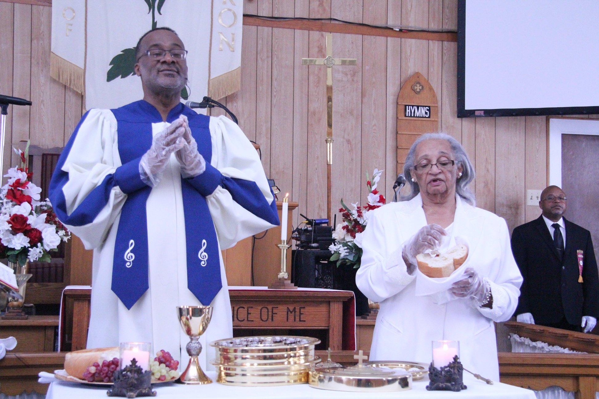 Pastor & Leaders